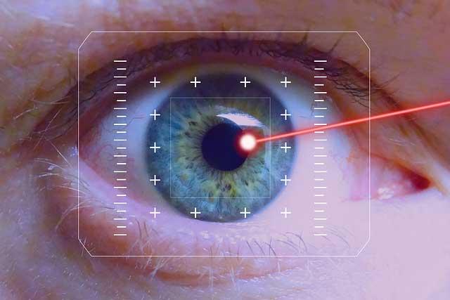 Augen Lasern bei Vision 100